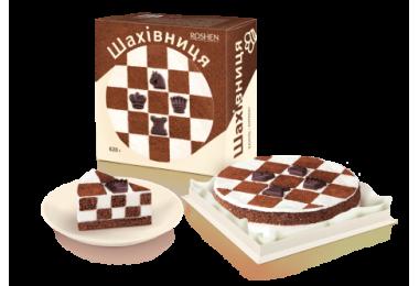 Торт Шахівниця Рошен 620г