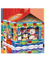 Новорічний подарунок ROSHEN №9 Різдвяний ярмарок 475г