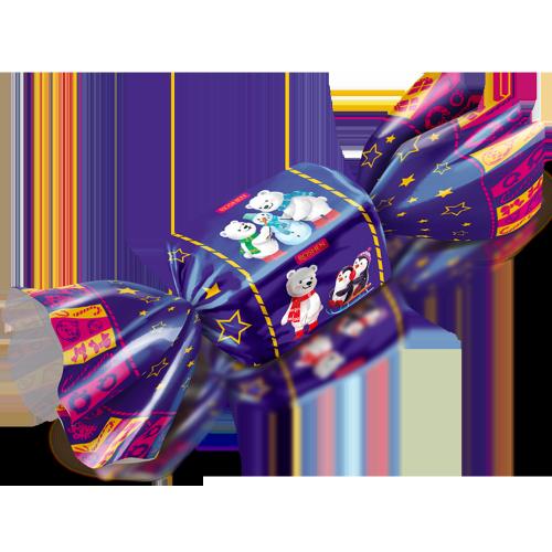 Новорічний подарунок ROSHEN №5 Чарівна цукерка 335г