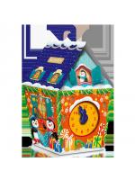 Новорічний подарунок ROSHEN №13 Новорічний годинник 681г
