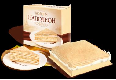 Торт Наполеон Roshen 1кг