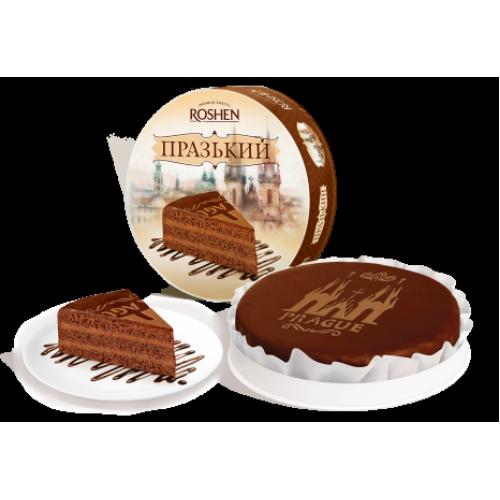 Торт Празький Roshen 850г