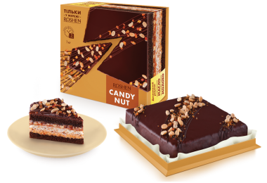 Торт CANDY NUT 1кг