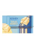 Шоколад пористий білий Рошен 80г