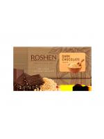 Шоколад Roshen чорний з сезамом 90г