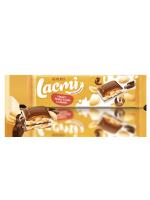 Шоколад молочний Roshen Lacmi з арахісом та карамельно-арахісовою начинкою 295г