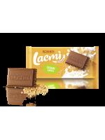 Шоколад молочний Roshen Lacmi з  сезамом 90г