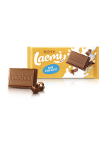 Шоколад молочний Roshen Lacmi 90г