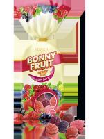 Желейні цукерки Bonny-Fruit ягідний мікс Roshen 200г