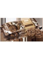 Печиво Есмеральда з какао і кусочками шоколадної глазурі 150г