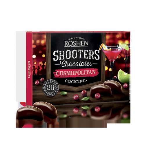 Цукерки Roshen Shooters Cosmopoliten 150г