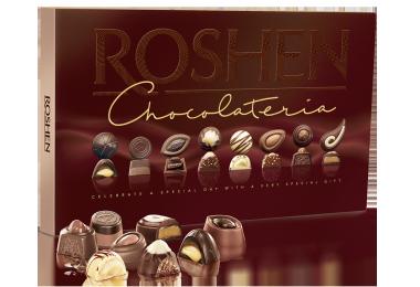 Цукерки Roshen Chocolateria 256г