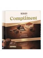 Цукерки Roshen Compliment Tiramisu 120г