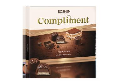 Цукерки  Compliment Tiramisu 120г