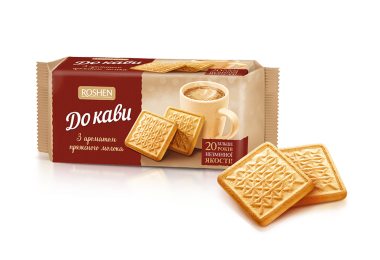Печиво До кави пряжене молоко 185г
