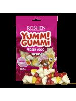 Желейні цукерки Yummi Gummi  Frozen Yogo 100г