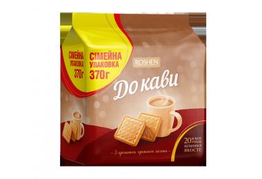 Печиво До кави пряжене молоко 370г