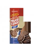 Печиво-сендвіч Multicake з молочно-кремовою начинкою 180г