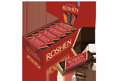 Батончик Roshen з начинкою 43г