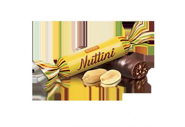 Цукерки Nuttini Roshen 1кг