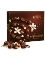 Цукерки Roshen Assortment classic Dark chocolat