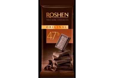 Шоколад Roshen чорний Original 85г