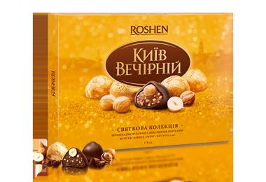 Цукерки Київ Вечірній Gold 176г