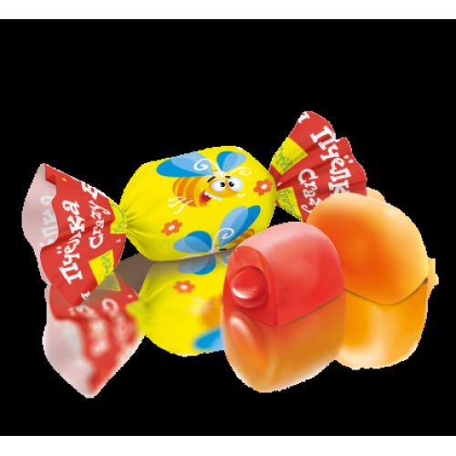 Желейні цукерки Шалена бджілка фрутті Рошен 1кг