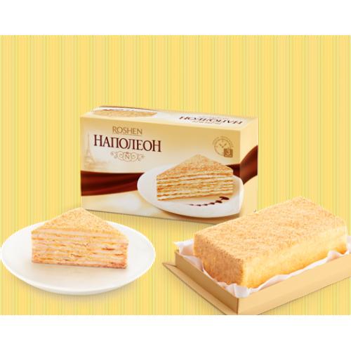 Торт Наполеон 520г